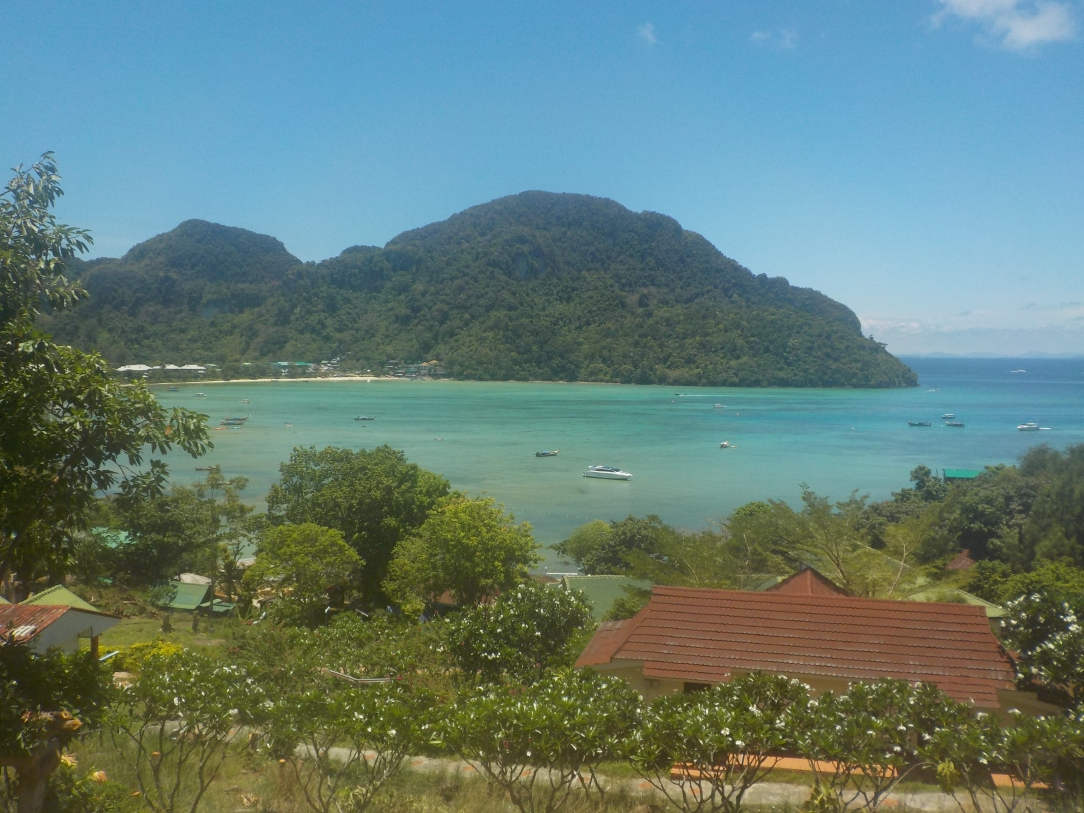 Thailand Maya Bay Phuket bungalow