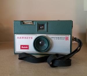 Kodak Hawkeye Instamatic Camera R4