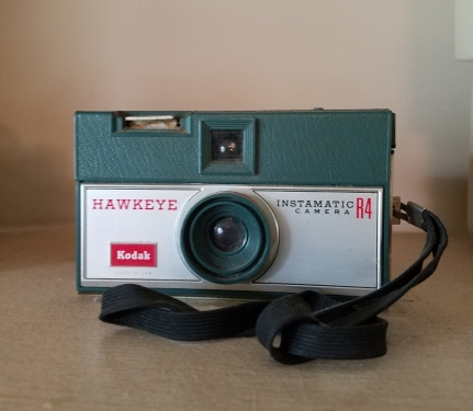 Kodak Hawkeye Instamatic Camera R4