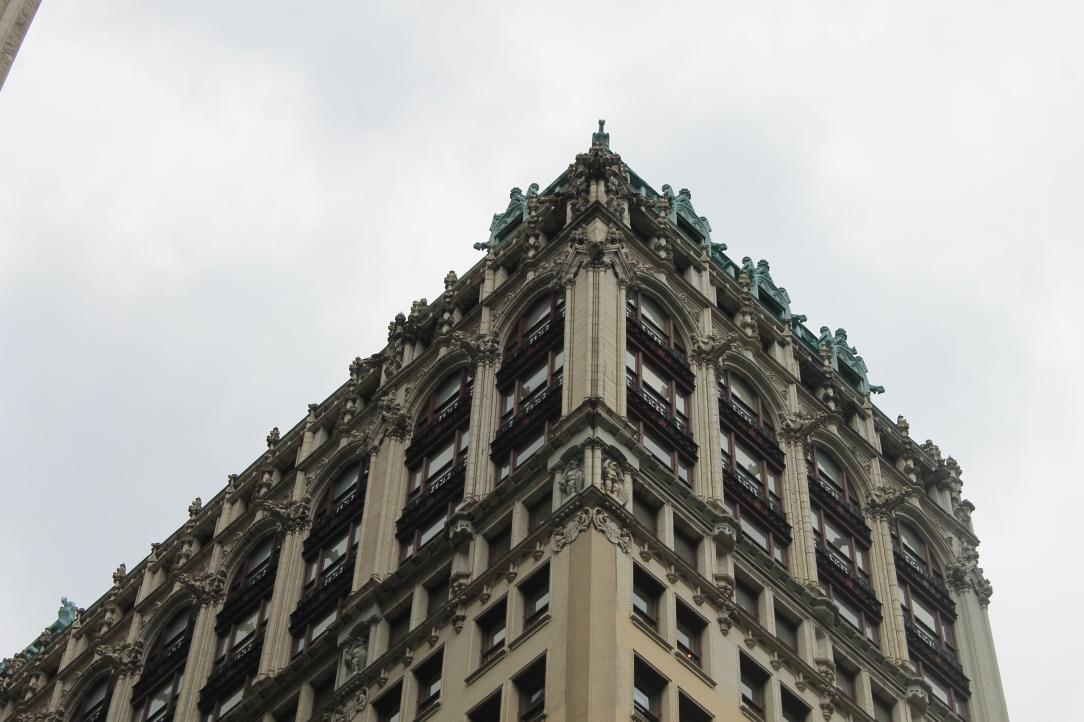 The beauty of new york architecture iwannabealady.com