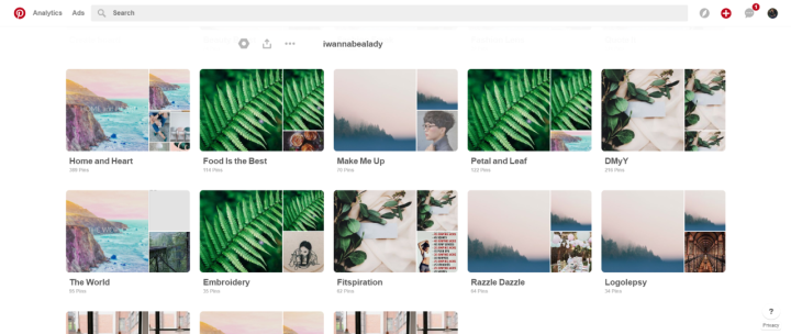 new pinterest board 2