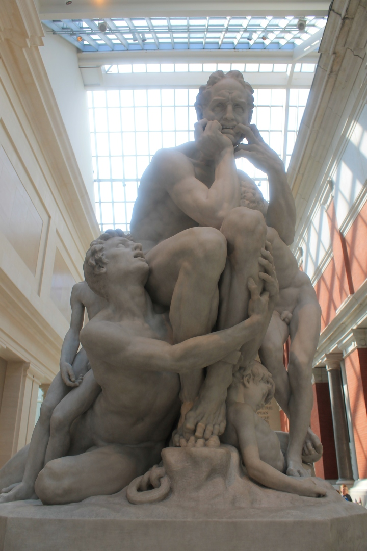 Ugolino and His Sons The Met NYC