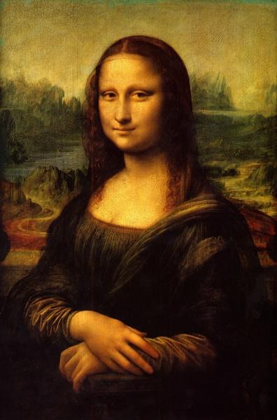 Mona Lisa Leonardo da Vinci iwannabealady