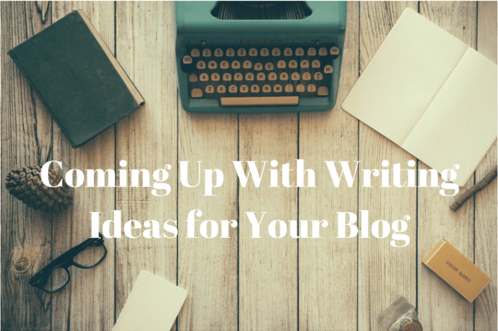 Blogging tips Coming up with writing ideas for your blog iwannabealady.com