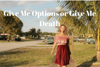 Give me options or give me death. iwannabealady.com suburban dystopia
