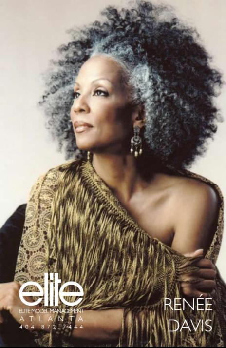 iwannabealady.com gray hair renee davis
