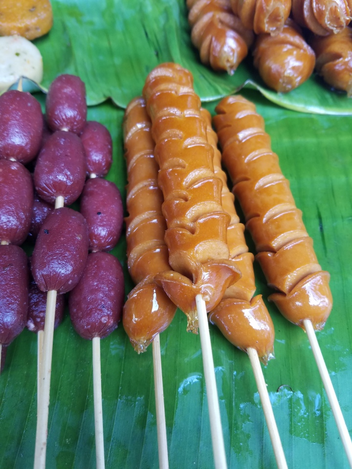 thai hotdogs