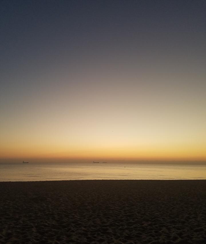 iwannabealady.com fort lauderdale beach sunrise on ocean walk