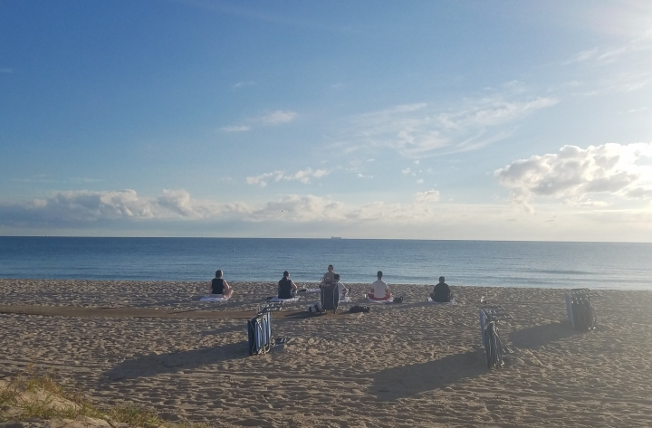 iwannabealady.com welcome to Fort Lauderdale Beach Florida workout