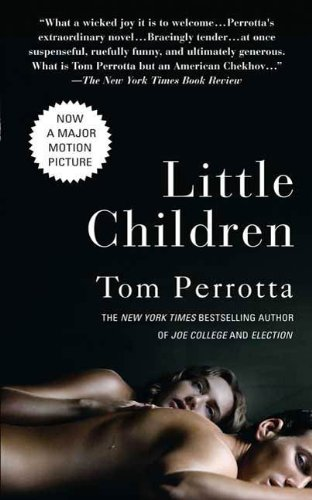 Little Children Tom Perrotta book review iwannabealady.com
