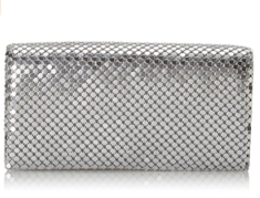 metal mesh purse ootd accessories iwannabealady.com