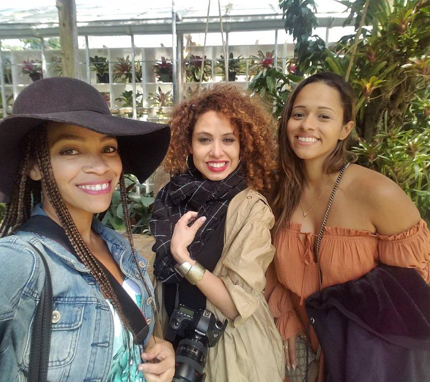 iwannabealady.com girl's trip sarasota florida marie selby botanical gardens