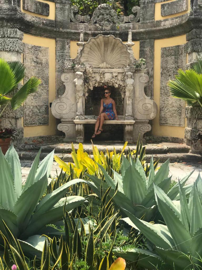 Vizcaya Museum and gardens Miami iwannabealady Lyz Durand Fort Lauderdale travel