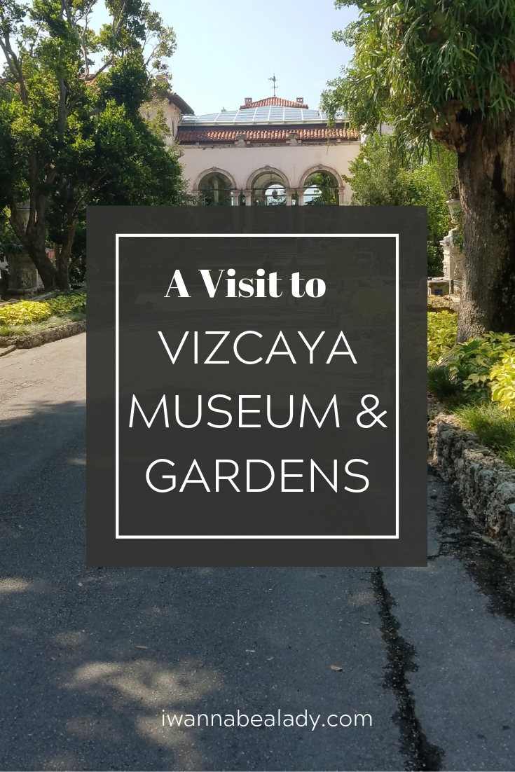 Vizcaya Musseum and Gardens Miami Fort Lauderdale iwannabealady travel Lyz Durand creative fashion