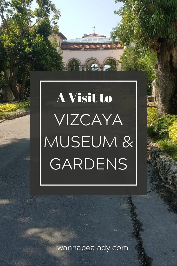 Vizcaya Musseum and Gardens Miami Fort Lauderdale iwannabealady travel Lyz Durand creative fashion
